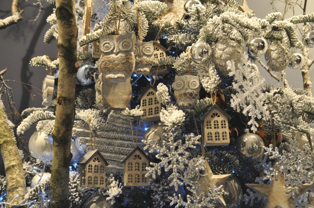 landelijke kerstdecoratie trends kerst 2015
