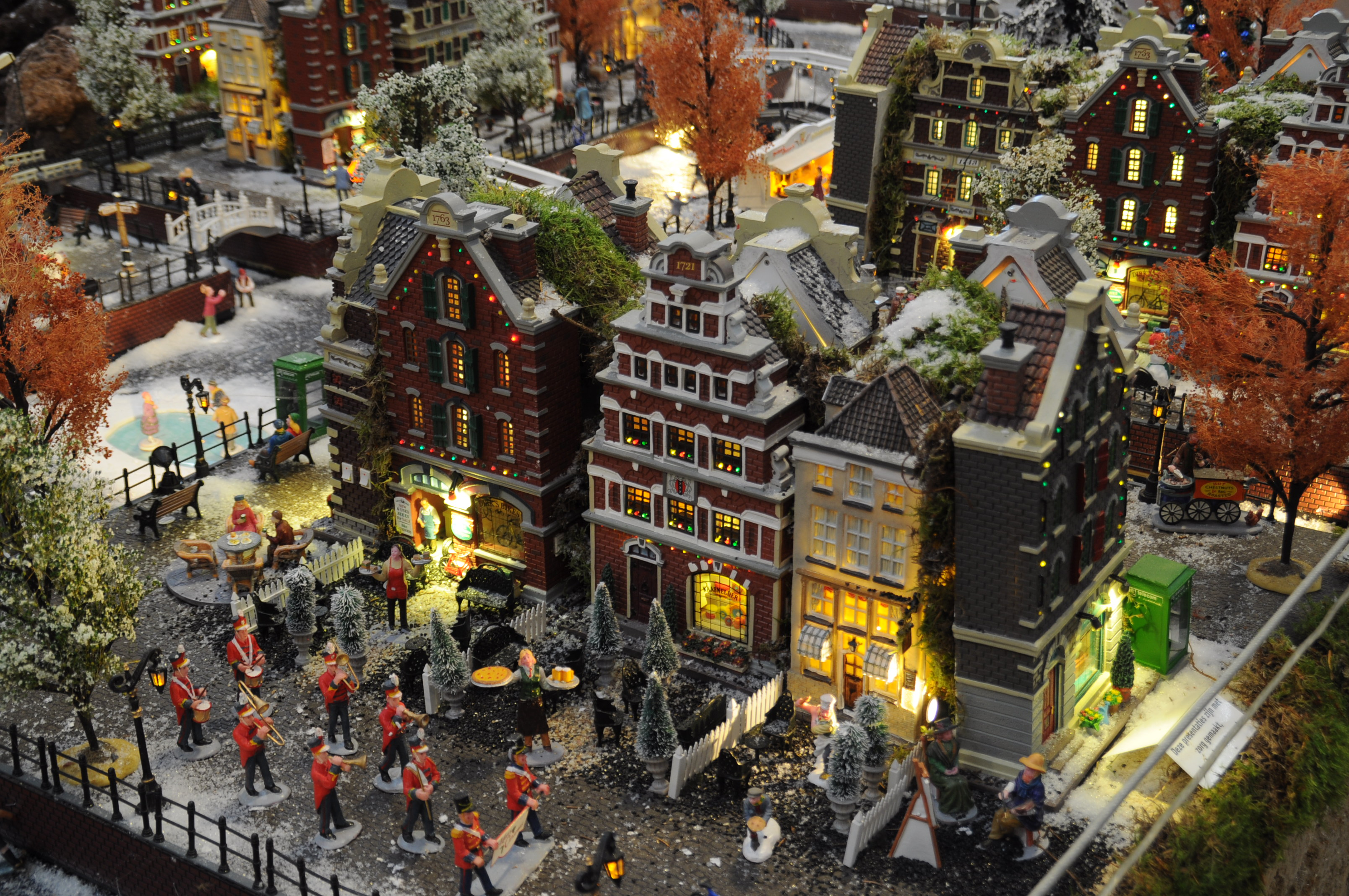 kerstshow intratuin duiven 2015 een winterse sprookjeswereld