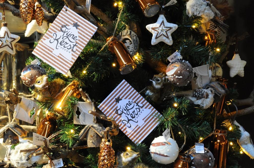 Kerstshow Intratuin Duiven 2015