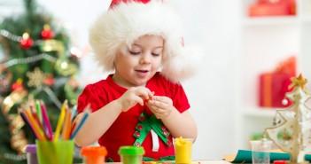 knutselen kinderen kerst