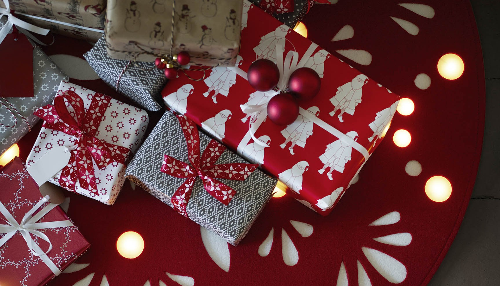 Kerst inpakken kerstcadeaus IKEA 2015