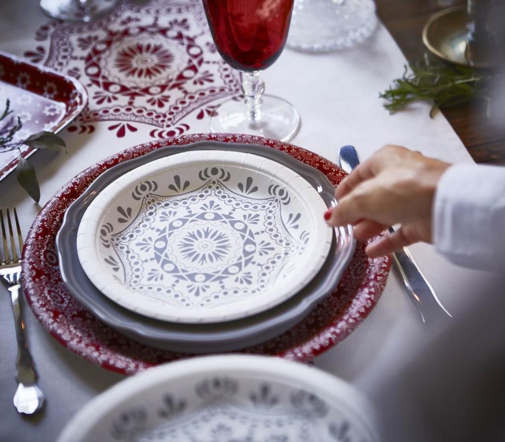 Kerst bij IKEA 2015: feestelijke tafel dekken + eindeloos ...