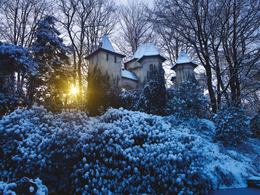 Winter Efteling, Kasteel Doornroosje