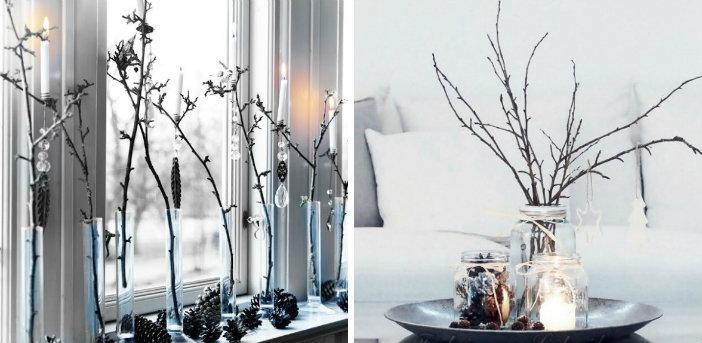 collage black white zwart wit kerst 2015