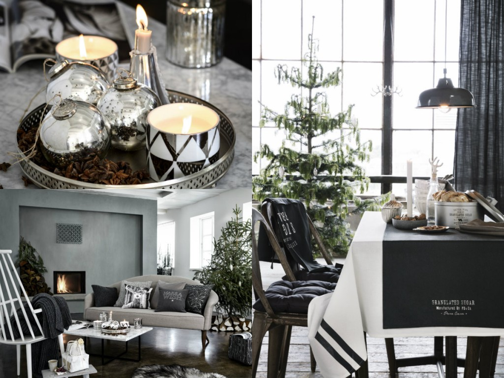 collage h&m home kerst 2015