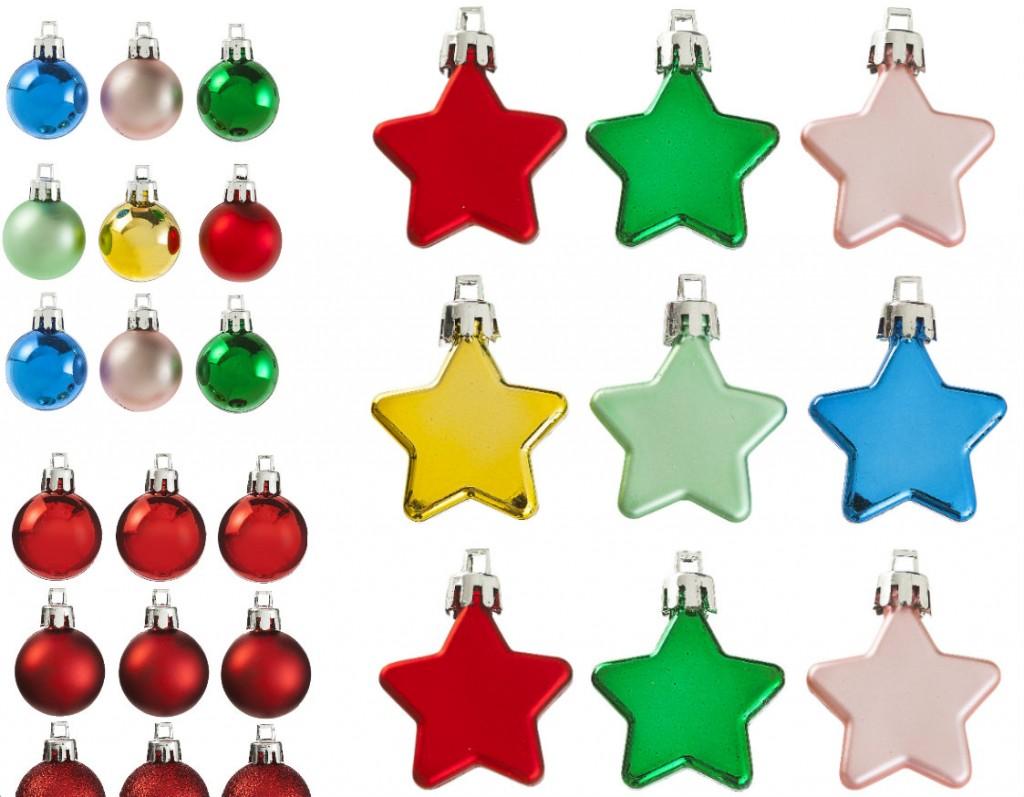 collage kerstballen hema 2015