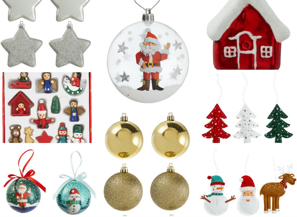 collage kerstcollectie hema 2015
