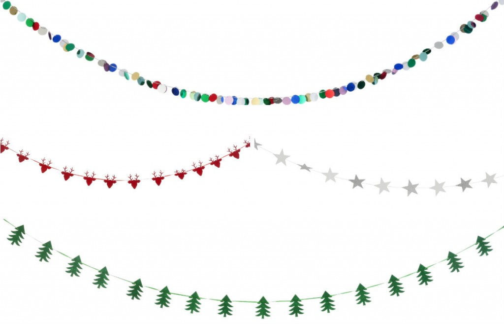 collage slingers kerst hema 2015