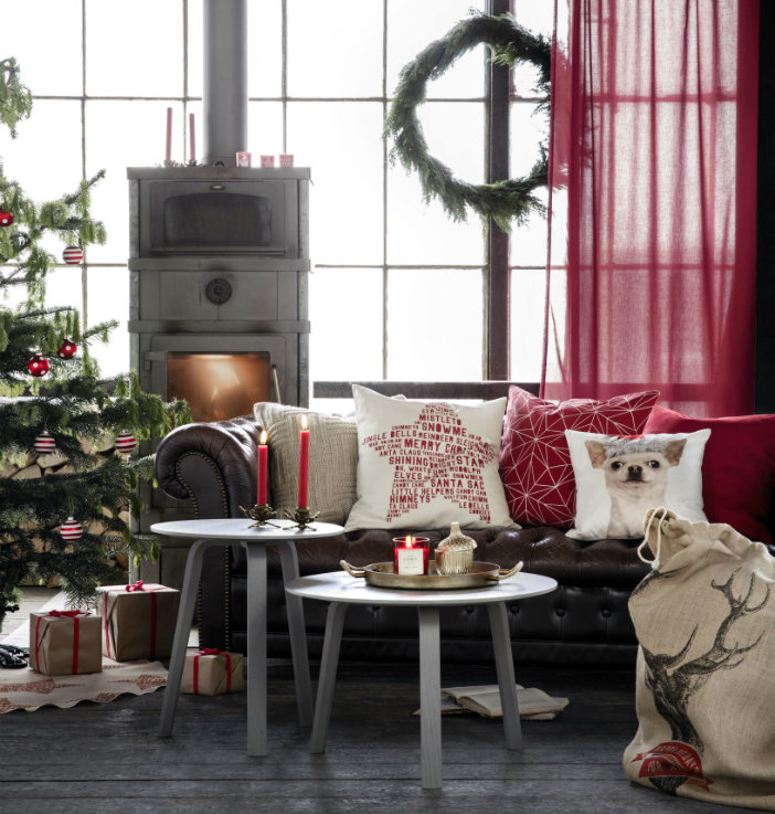 h&m home kerst 2015