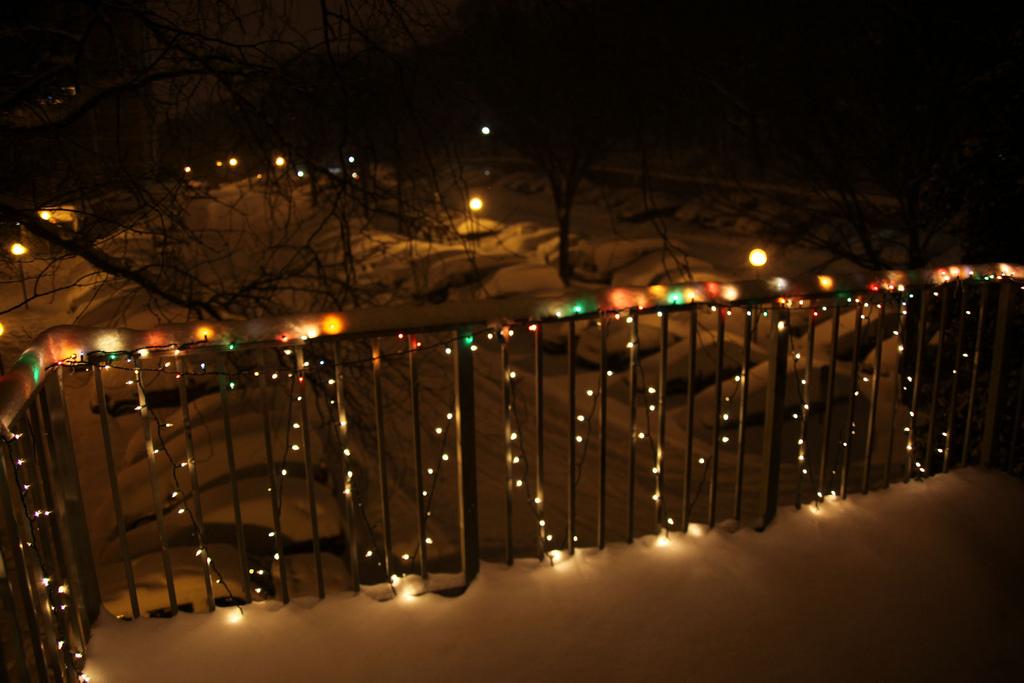 Kerstversiering in je tuin of op je balkon: 8 ideeën!