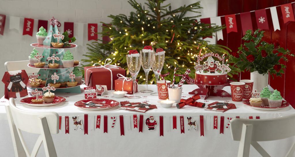 Christmas Cheer Range Shot