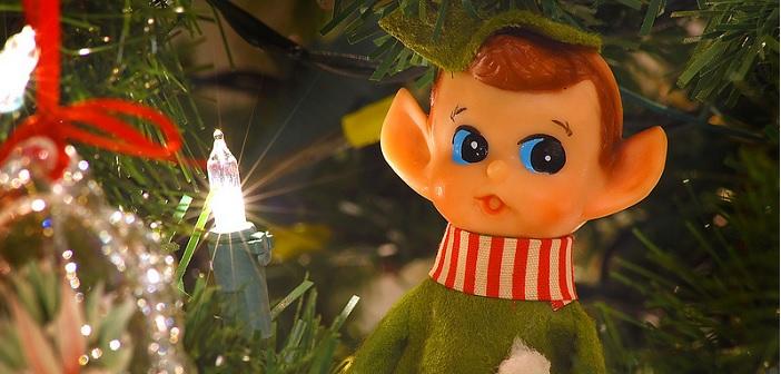 Kerstelf christmas elf elves