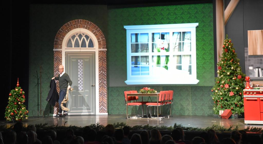 Rudolph van Veen Rudolph's Christmas theater