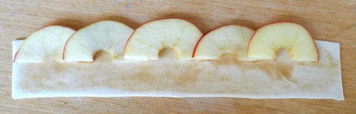 appelroosjes maken deeg