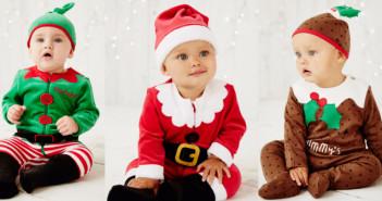 babypakjes kerst baby's eerste kerst first christmas
