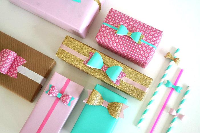 cadeaus inpakken workshop 1