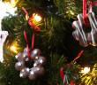 chocolade kerstkransjes maken