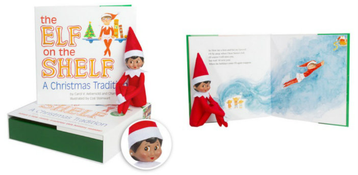 collage elf on the shelf
