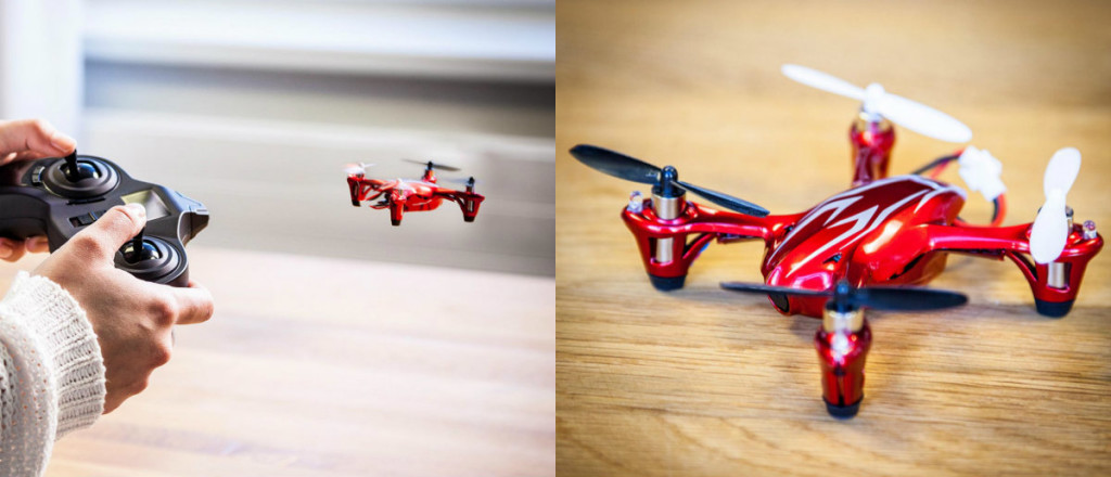collage quadcopter
