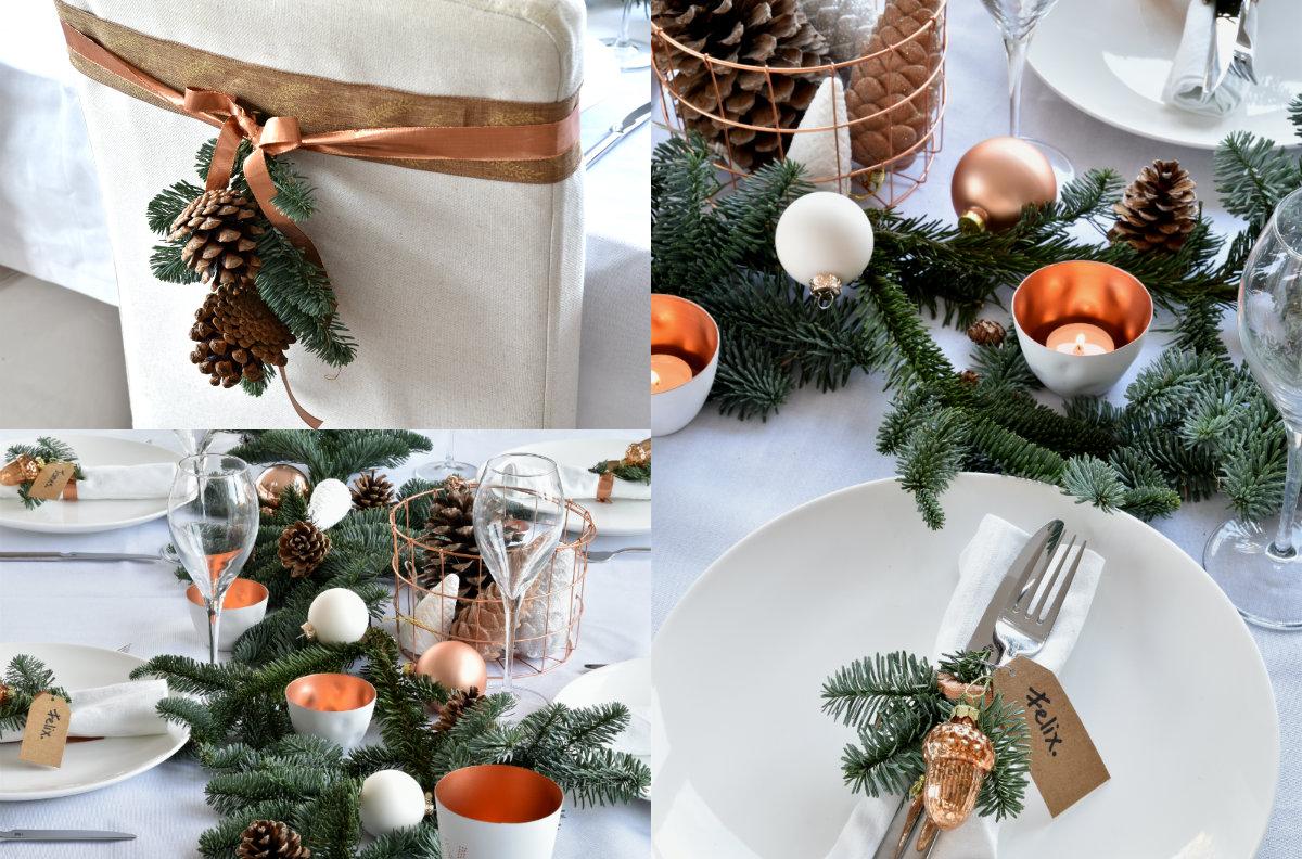 Feestdagen Kersttafel Aankleden : Tafel dekken met kerst