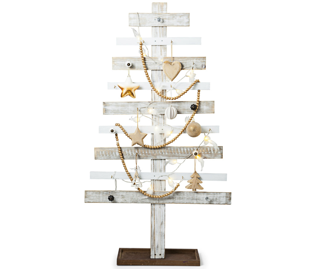 houten kerstboom xenos kerst 2015