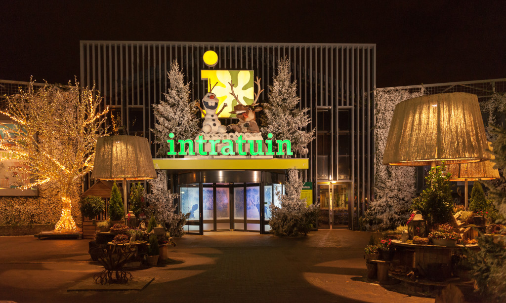 Ontdek winter wonderland bij intratuin halsteren for Halsteren intratuin