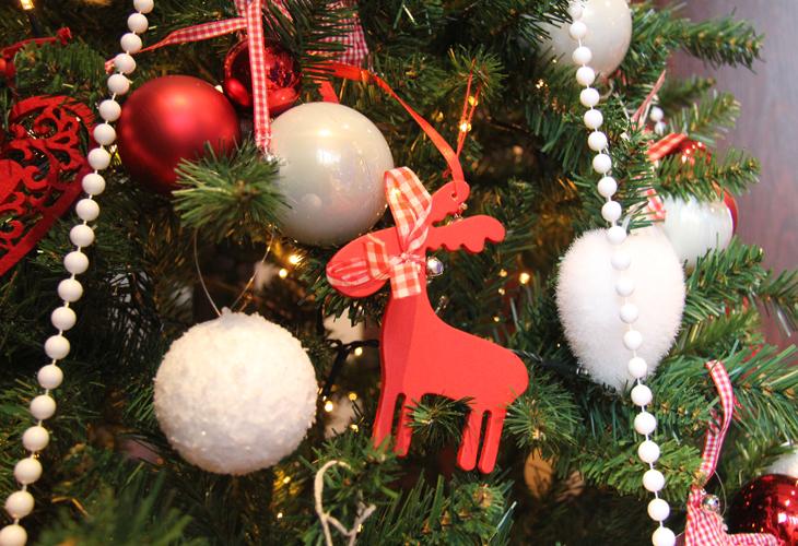 Kerstboom-rood-wit