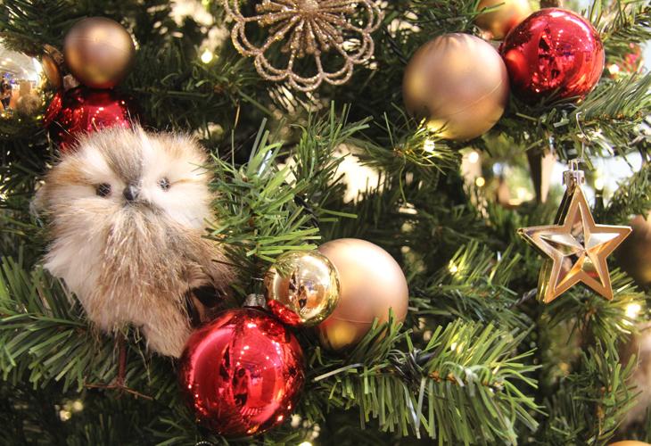 Kerstversiering.nl-uil-in-kerstboom