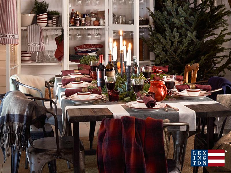 Feestdagen Kersttafel Aankleden : Kersttafel dekken: 25 ideetjes voor een feestelijk versierde tafel