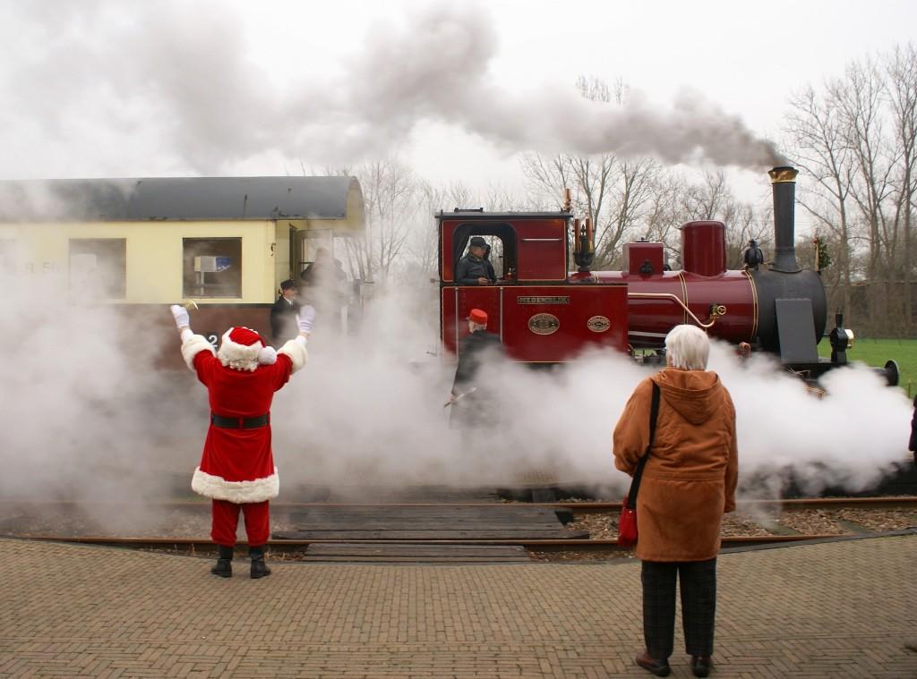 Maak de Spannendste Tijdreis naar de Kerstman