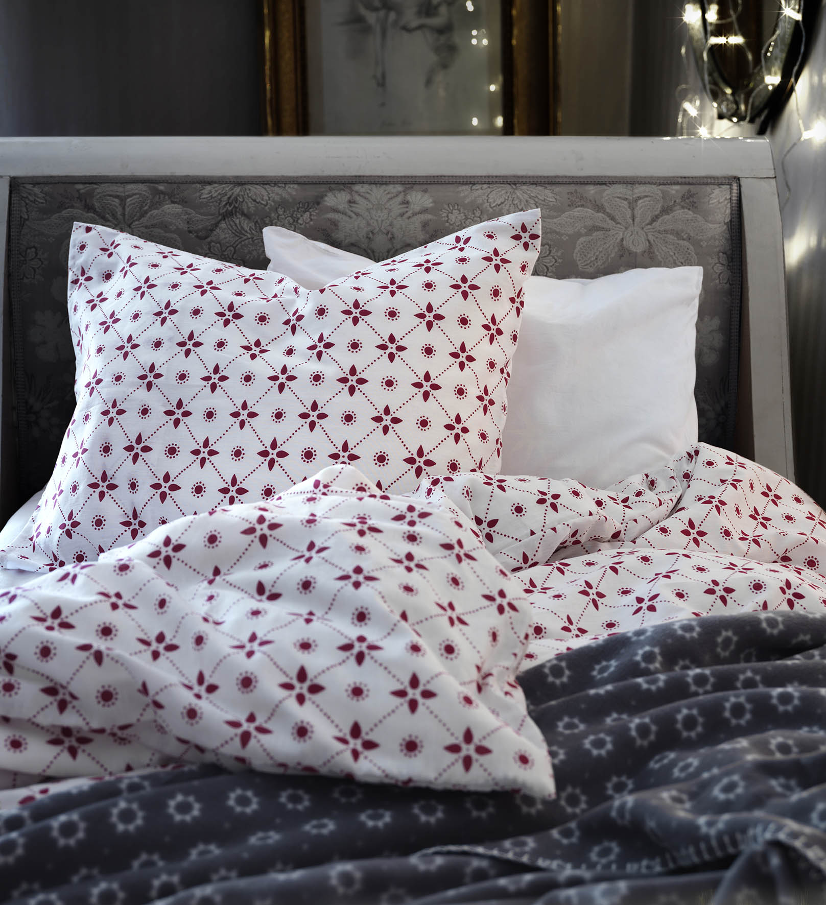 Je slaapkamer versieren voor kerst 25 ideetjes - Catalogo ikea natale 2017 ...