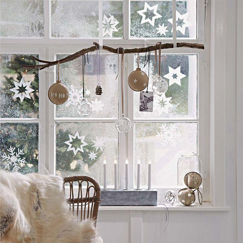 Super 10 ideetjes om je ramen te versieren voor kerst - Christmaholic.nl WJ05