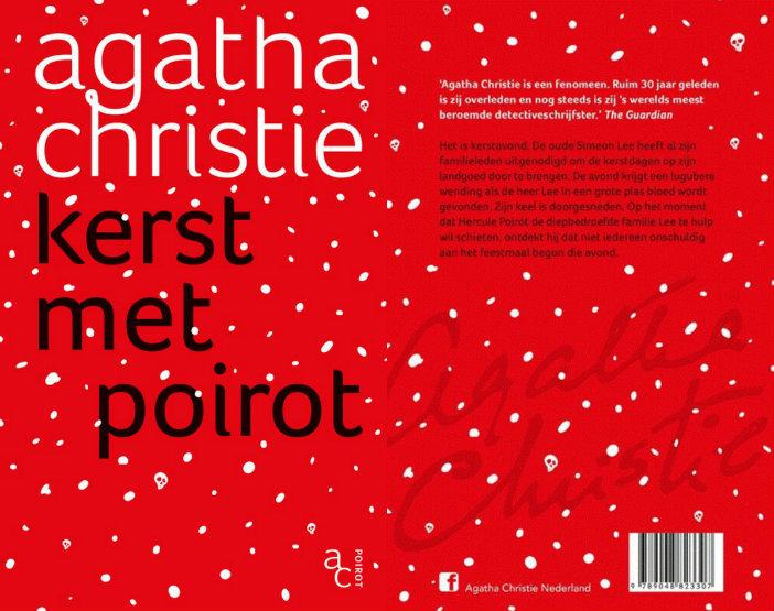 collage agatha christie kerst met poirot