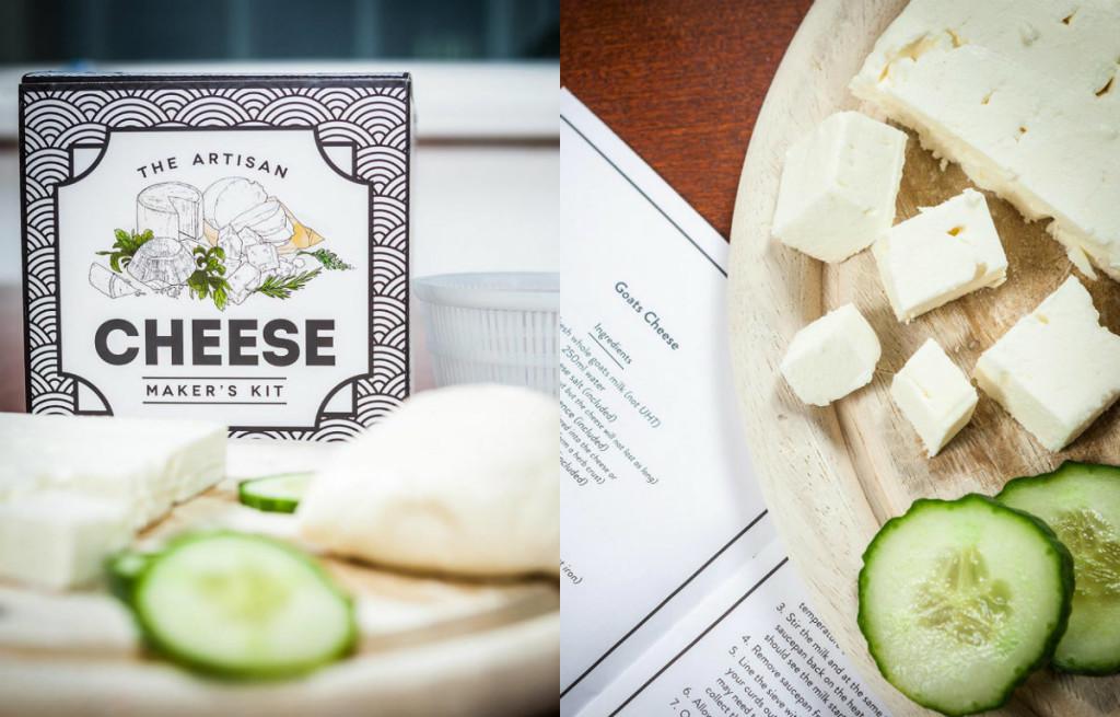 collage kaas maken