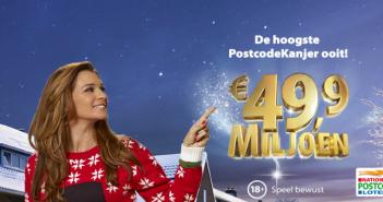 Nationale Postcode Loterij geeft kersttruien weg bij lot
