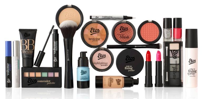makeup etos kerst