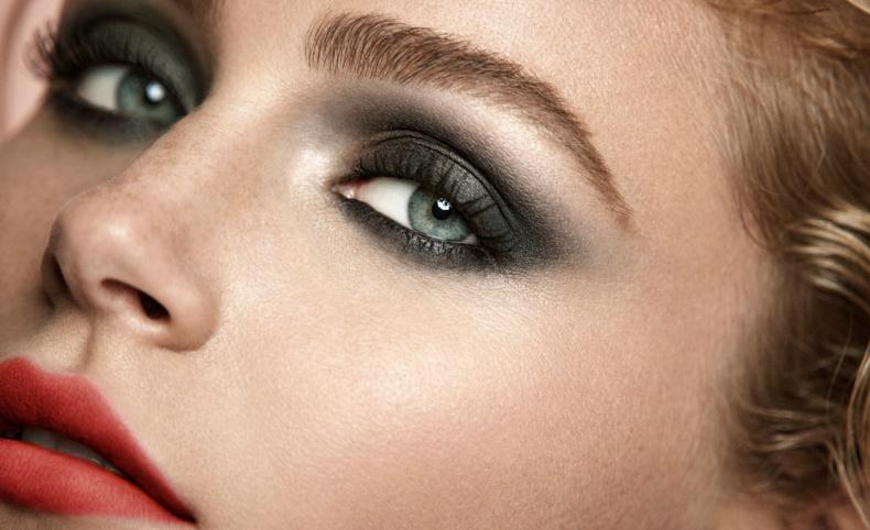 makeup kerst etos