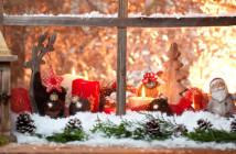 raam versieren kerst raamdecoratie