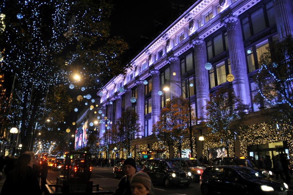 selfridges london 2015 christmas