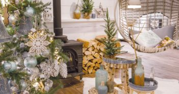 kersttrends 2016 winters met eucalyptus en blauw