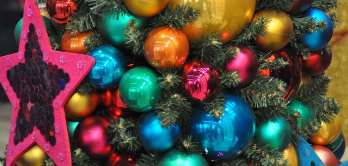 Bonustrend: vrolijke & kleurrijke Christmas Show