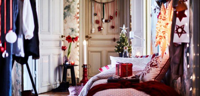 Kerst bij IKEA: traditionele Zweedse Folklore