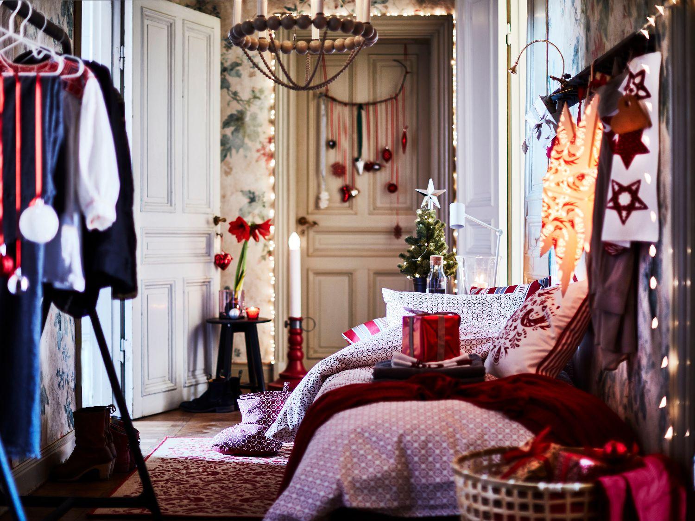 Ikea Slaapkamer Assortiment : Kerstcollectie ikea traditionele zweedse folklore