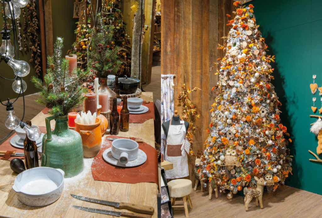 collage into the woods kerst trends 2016