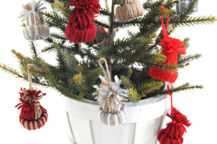kerstmutsjes maken