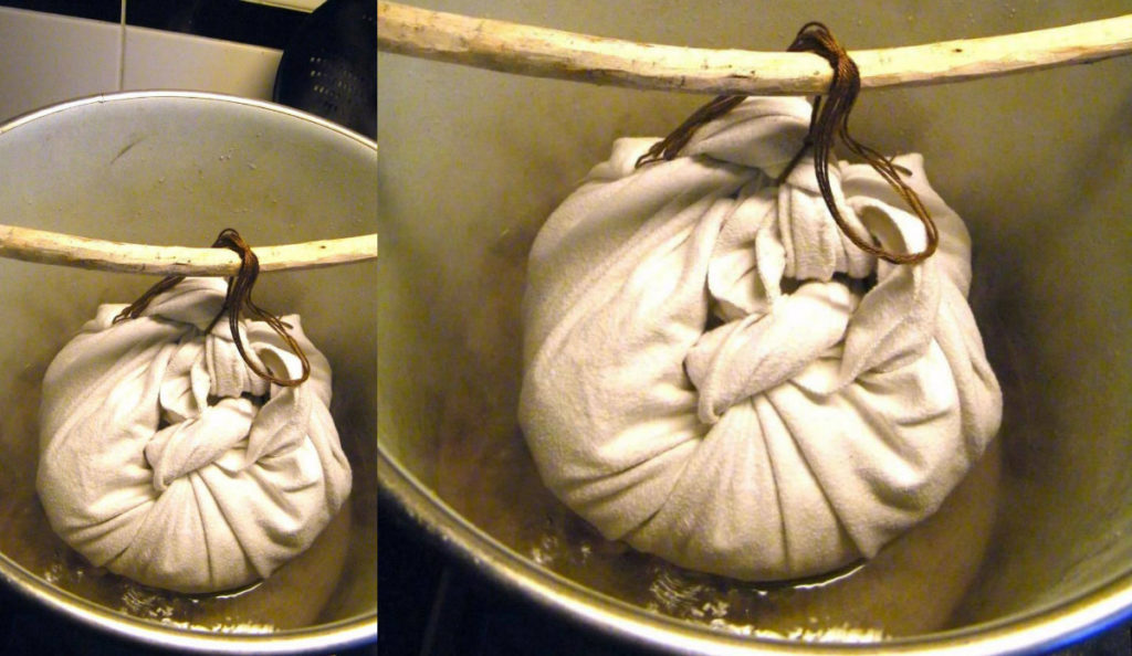 plum pudding koken traditionele methode