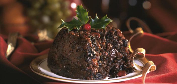recept traditionele plum pudding
