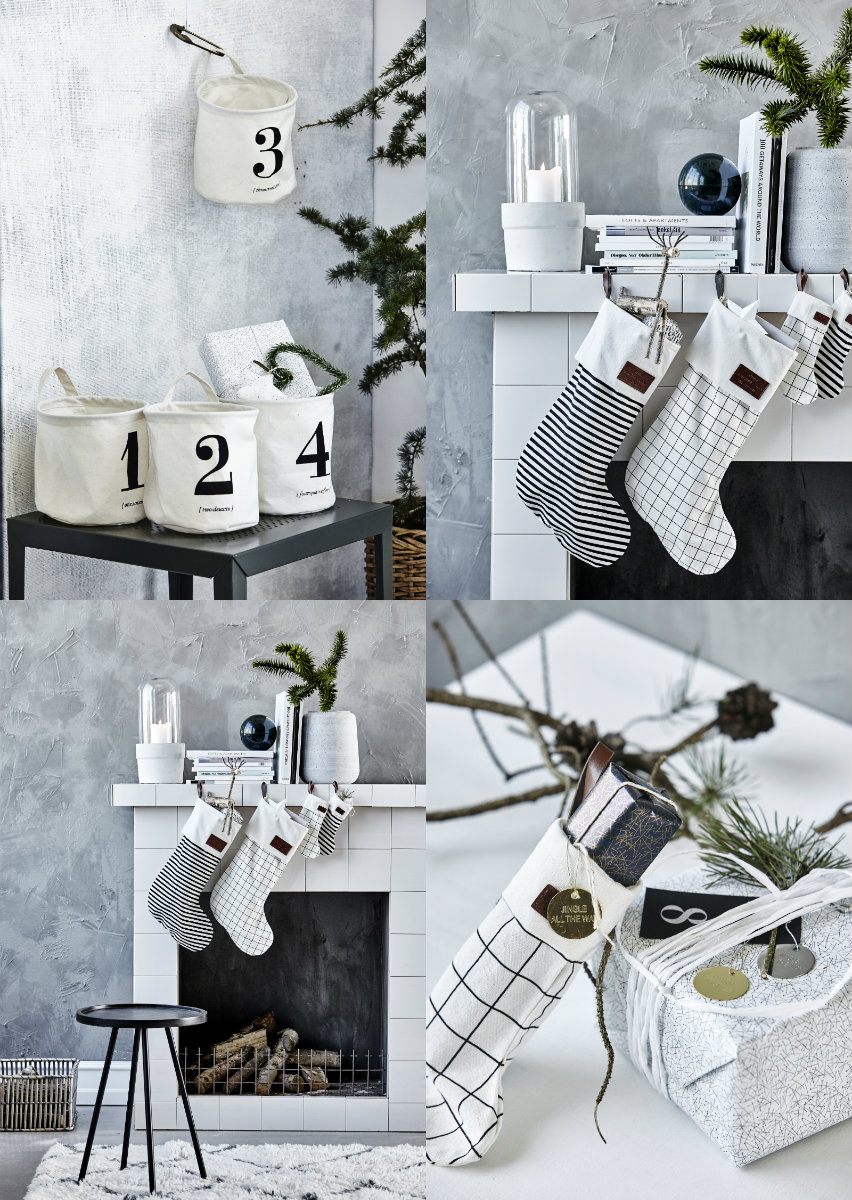 collage christmas stockings house doctor 2016