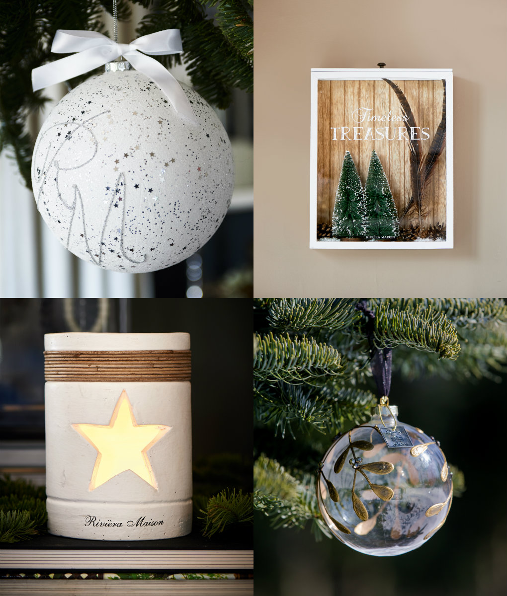 collage kerst riviera maison 2016