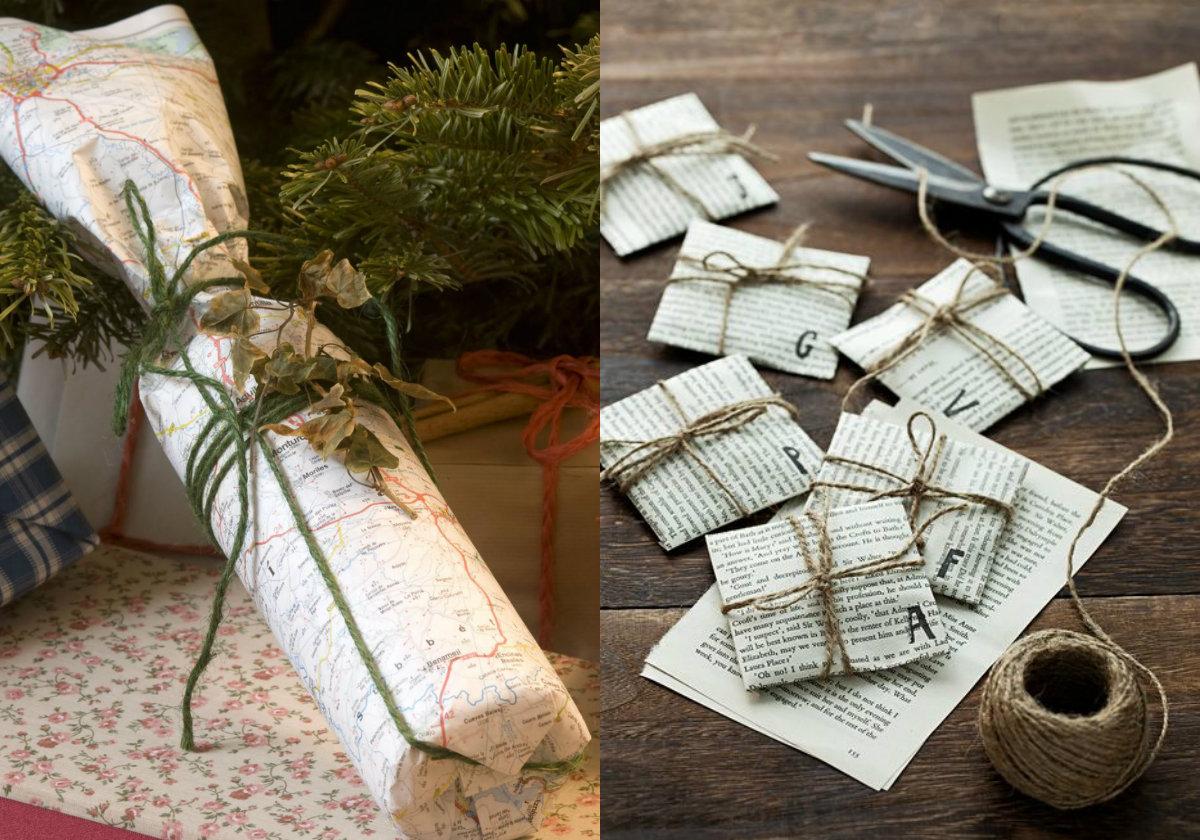 collage-kerstcadeautjes-zonder-cadeaupapier